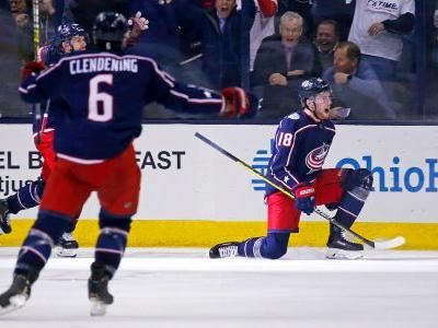 NHL playoffs 2019: 3 takeaways from Blue Jackets stunning first-round sweep of Lightning