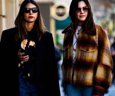 Paris Fashion Week FW19 Street Style Focuses on Statement Shades & Bold Accessories