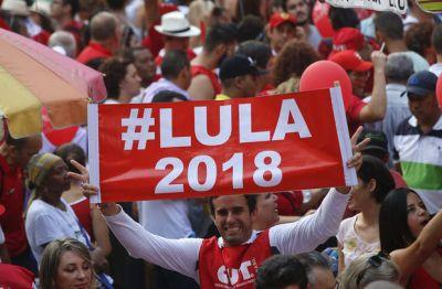Despite charges, Brazil's Lula eyes another run