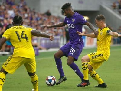 Orlando City gets past Columbus