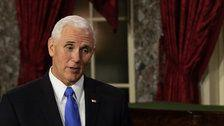 Mike Pence Aide Imposter Sends Fake Texts To GOP Lawmakers, Sparking FBI Inquiry