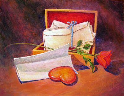 The Box of Old, Love Letters