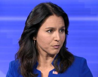 Tulsi Gabbard says military combat service shapes her life, drives her political, policy views