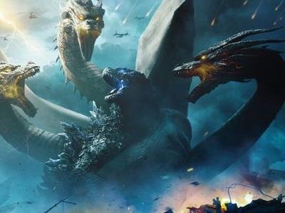 Will Godzilla Stomp Rocketman & Aladdin at This Weekend's Box Office?