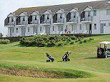 An Inspector Calls. The Trevose Golf & Country Club, Cornwall
