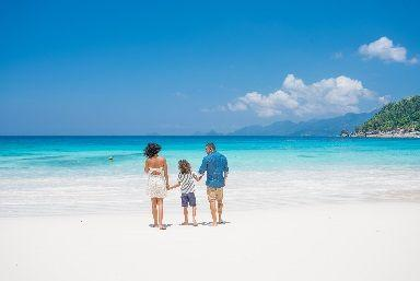 Best places for family vacation in Seychelles
