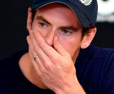 All eyes on Andy Murray at Australian Open as Big 4 member's retirement nears