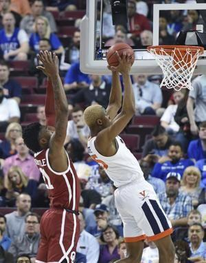 Virginia finally gets easy NCAA win 63-51 over Oklahoma