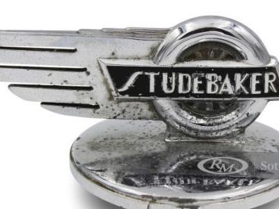 Trying To Find A Car Enthusiast A Holiday Gift? Check Out The RM Sotheby's Mascot Auction