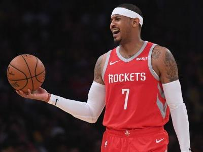 What's next for Carmelo Anthony? Aging star has limited options