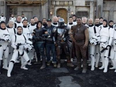 Heartwarming Story About How 501st Legion Came to Appear in THE MANDALORIAN