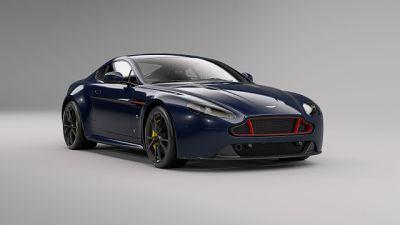 Aston Martin Vantage Get Red Bull Racing Editions