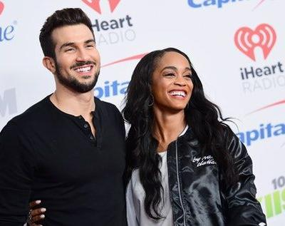 Rachel Lindsay Says Her Dog Helped Her Pick Bryan & TBH, I Can Relate