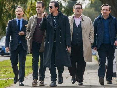 Netflix's Trailer Spoils The World's End & Edgar Wright Wants it Changed