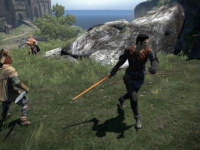 Dragon�s Dogma: Dark Arisen And Travis Strikes Again: No More Heroes Collab Announced for Switch