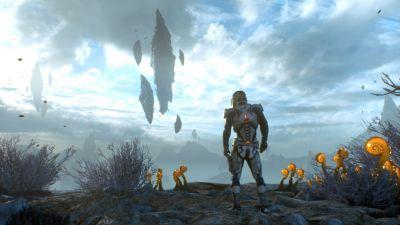 Mass Effect Andromeda Looks Great In These New PS4 Pro Screenshots