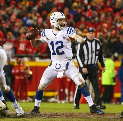 Indianapolis Colts owner Jim Irsay would love to have Andrew Luck back, but knows 'he's retired'