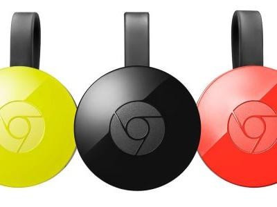 Google re-certifies 2nd-generation Chromecast with FCC to enable Bluetooth