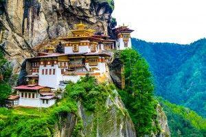 Bhutan received 71,417 international visitors last year