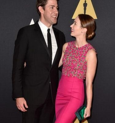 These John Krasinski Quotes About Emily Blunt Will Have You Believing In Love Again