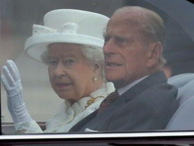 Prince Philip Decides He's Done Driving At 97