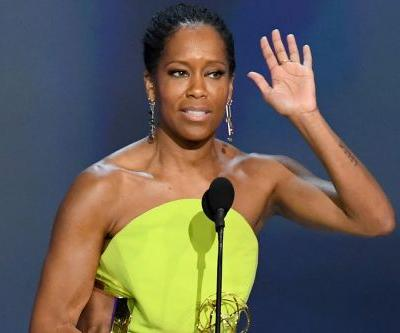 """Regina King is """"So Grateful"""" for Stunning Lead Actress Win"""