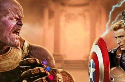 Captain America Vs. Thanos Question Finally Answered by Endgame