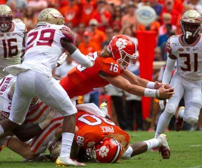 ACC releases 2020 college football schedule; games will begin Sept. 10-12
