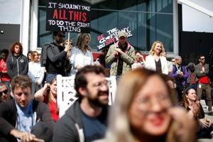 Riot Games settles class-action suit by female employees who alleged harassment and discrimination