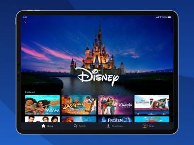 Disney+ app now available to download on iPhone, iPad and Apple TV