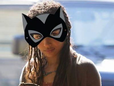 'The Batman' Finds Its Catwoman in Zoe Kravitz