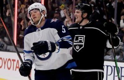 Kings end skid, snap Jets' win streak