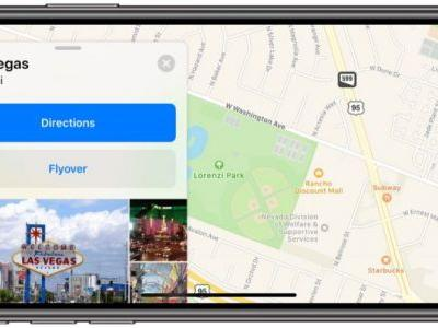 Apple Maps Gains Detailed Terrain Features for Arizona, New Mexico, and Nevada US States