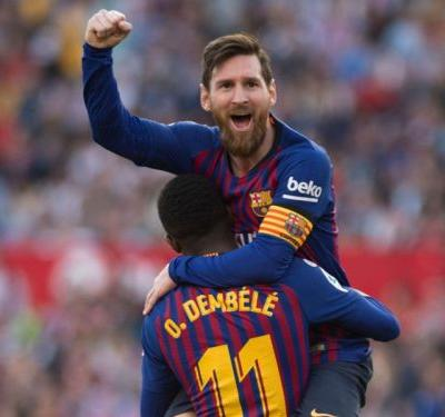 Messi makes everything different - Redondo