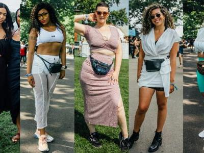 Fanny Packs Are a Festival Must-Have, According to Panorama 2018 Street Style