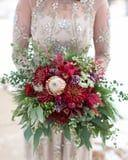 These Winter Wedding Bouquets Will Give You Ice-Cold Chills - They Are That Pretty