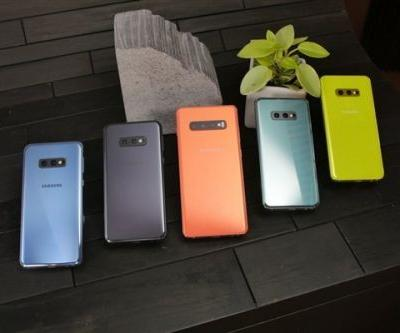 Samsung Galaxy S10 series released in Hong Kong - its cheaper