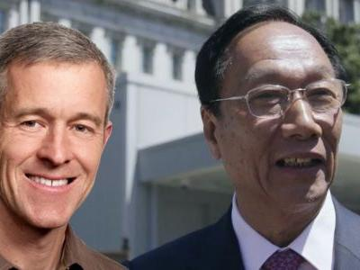 Apple COO Jeff Williams met with Foxconn CEO today ahead of iPhone X launch