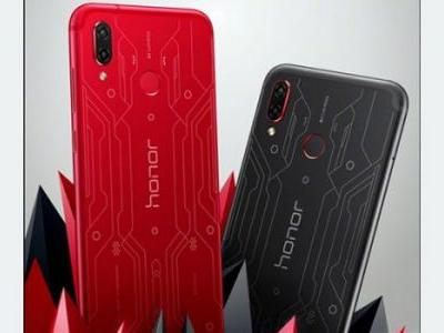 Honor Play starts receiving Android Pie Beta update