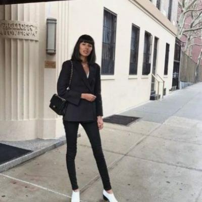 15 Winter Outfits to Wear With Black Jeans