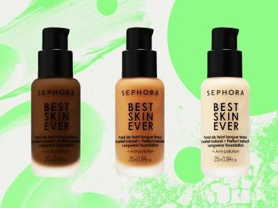 The Sephora Collection Best Skin Ever Foundation Offers, Maybe, The Best Coverage Ever - EXCLUSIVE