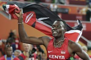 Former world hurdles champion Bett killed in car crash at 28