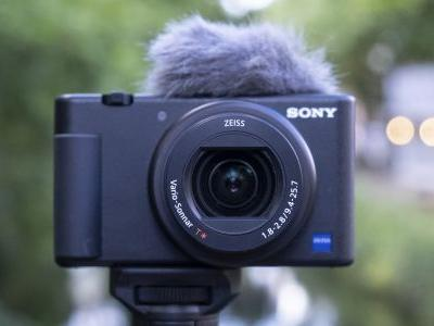 The Sony ZV-1 is the best compact vlogging camera you can buy -here's why