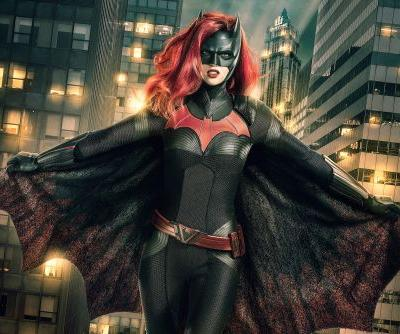 First look at Ruby Rose's fierce Batwoman costume