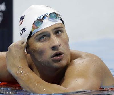 Ryan Lochte banned for a year by anti-doping agency