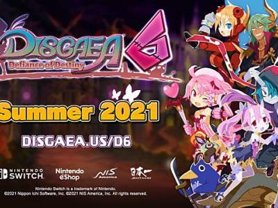 Challenge the Odds in Disgaea 6: Defiance of Fate for Nintendo Switch