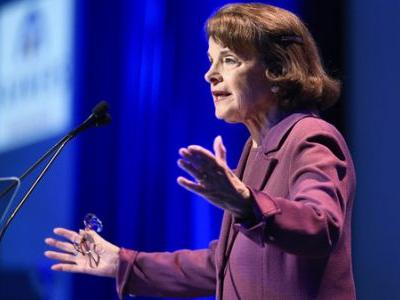 California Democrats Decline To Endorse Another Term For Sen. Dianne Feinstein