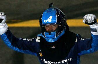 Mike Joy: 'The best car didn't win in Richmond, but the best driver did.'