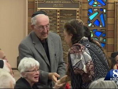 Local Holocaust survivor shaken by Pittsburgh synagogue attack