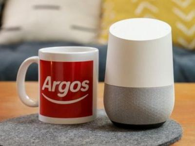Google Home teams up with Argos for voice-activated shopping